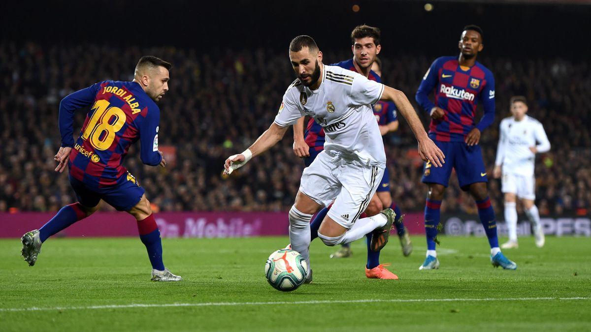 Real Madrid-Barcelona: ¿Dónde y cómo ver online? Hoy LaLiga 2020