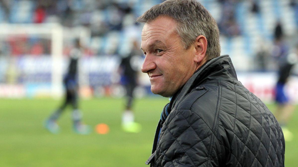 Frédéric Hantz est le nouvel entraîneur de Montpellier