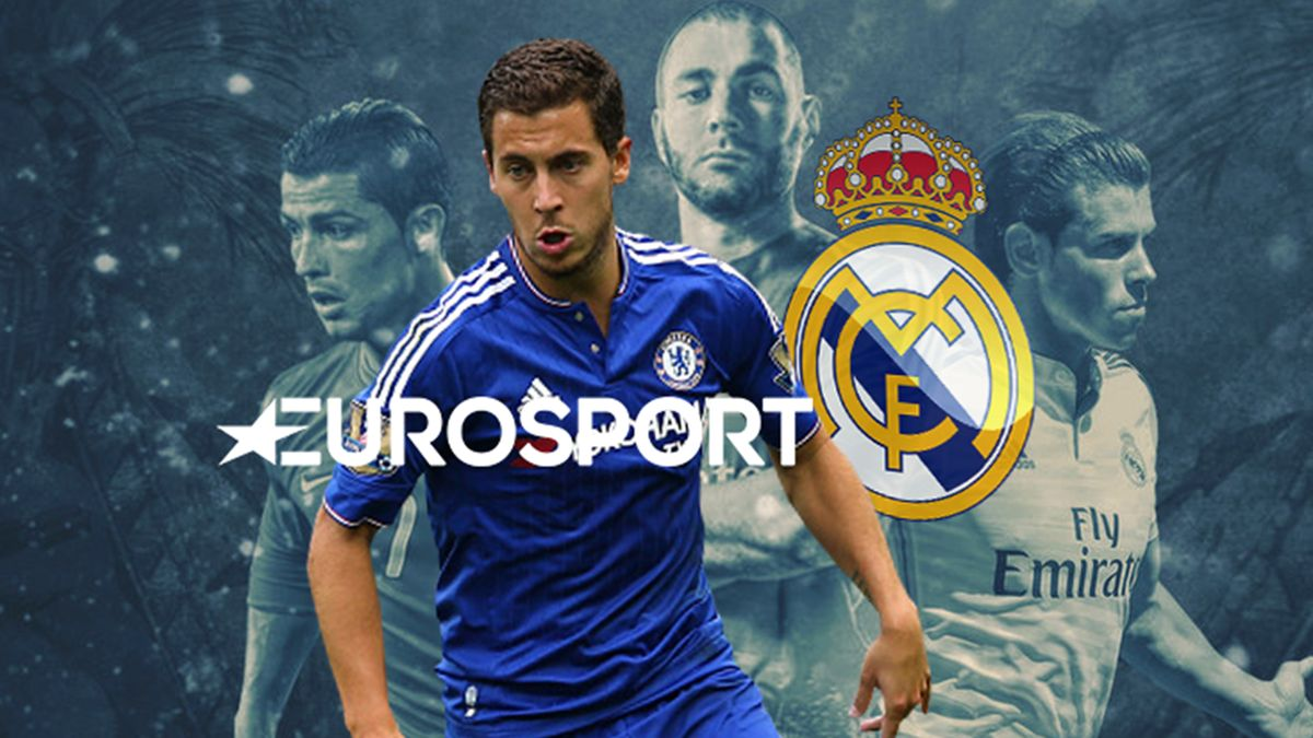 Hazard casts Bale & Ronaldo's Real Madrid future in doubt - Euro Papers