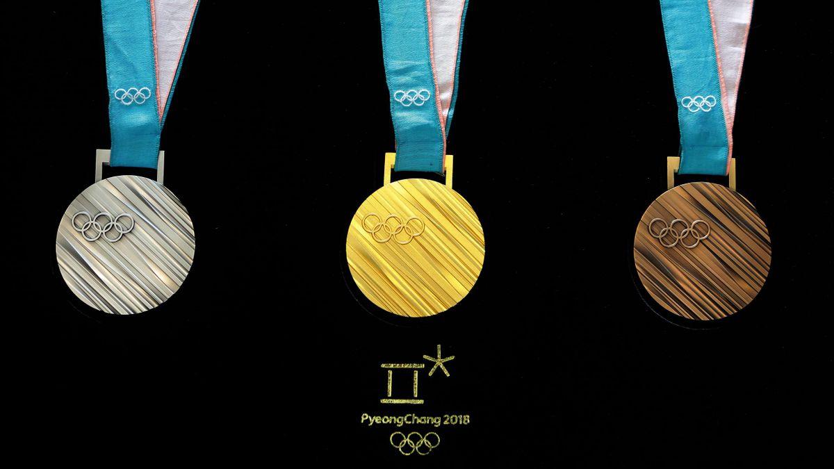 PyeongChang Olympics Medals