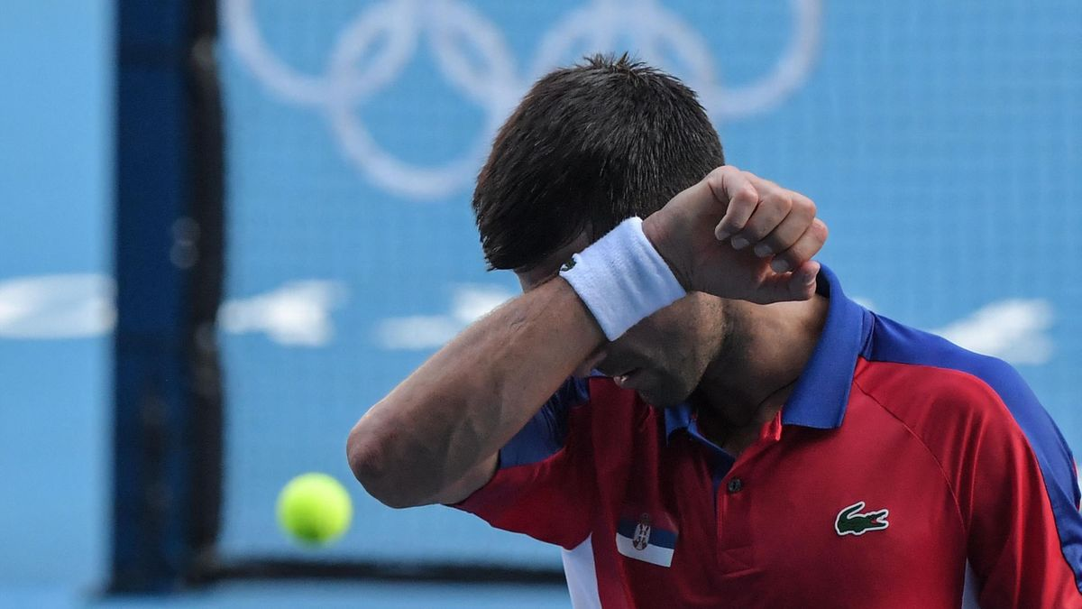 Novak Djokovic - Tokyo 2020