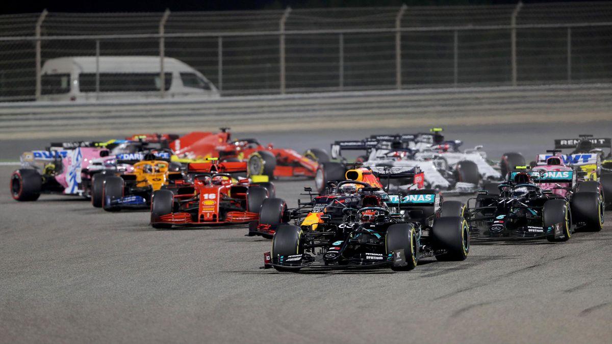 Saison 2021 de Formule 1 : Le calendrier confirmé par la FIA