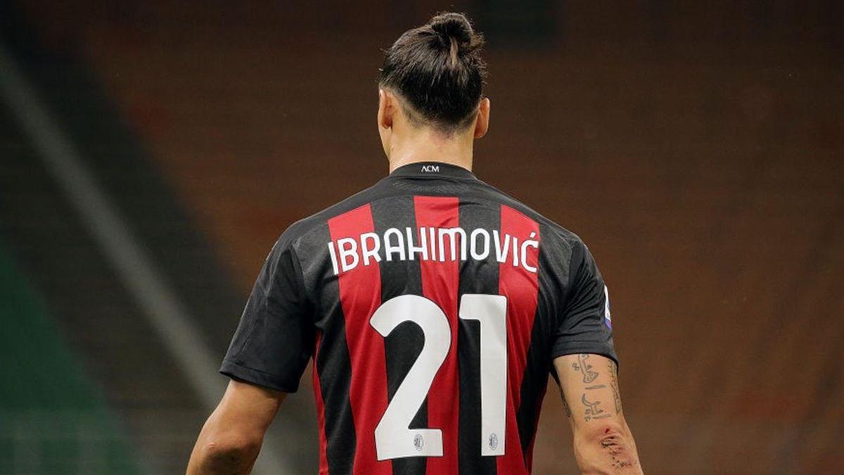 Zlatan Ibrahimovic - Milan-Cagliari - Serie A 2019/2020 - Getty Images