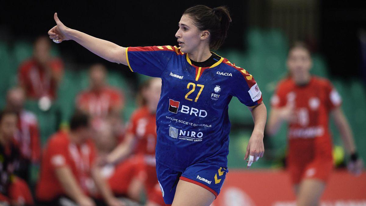 Romania, la Campionatul European de handbal