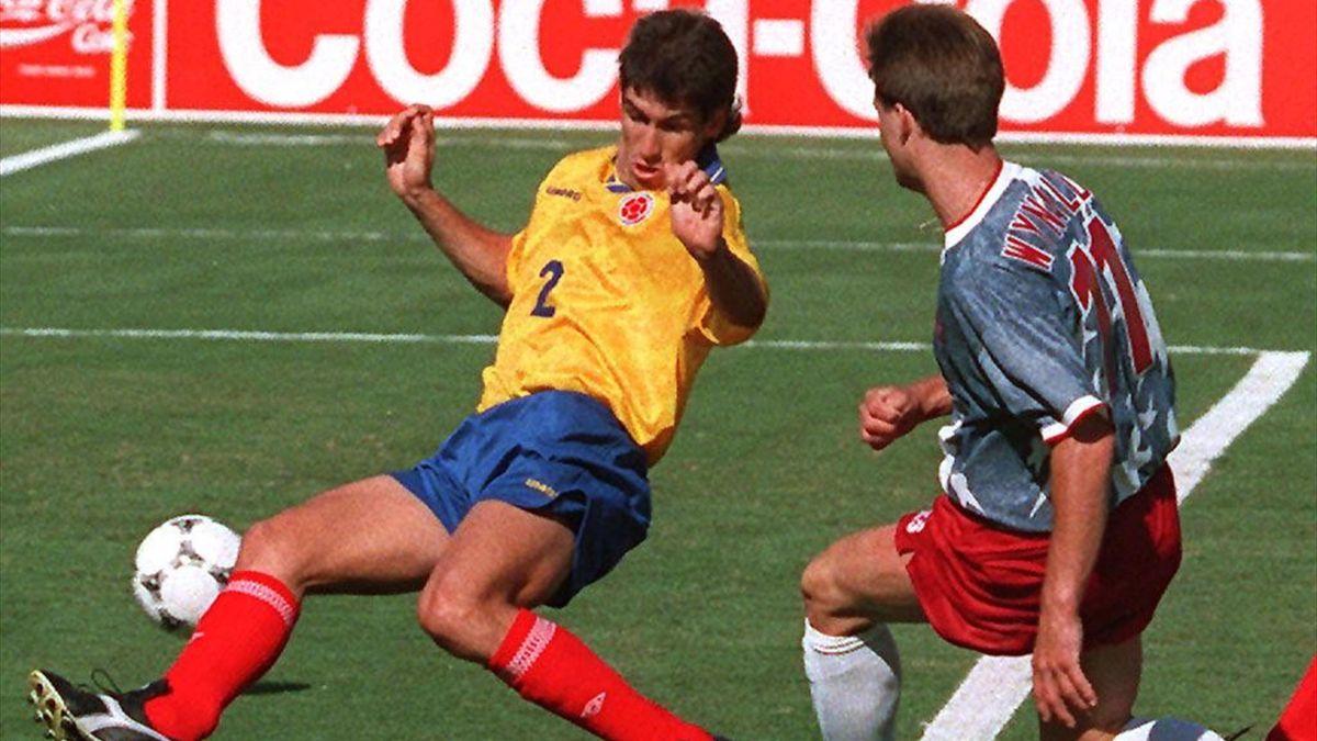 Andres Escobar, World Cup 1994