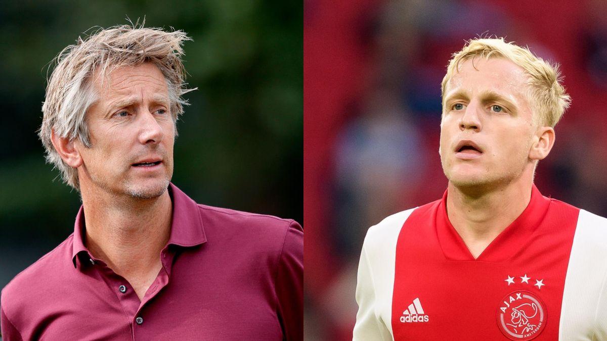 Take Good Care Of Donny Van De Beek Edwin Van Der Sar Writes To Man Utd Fans In Open Letter Eurosport