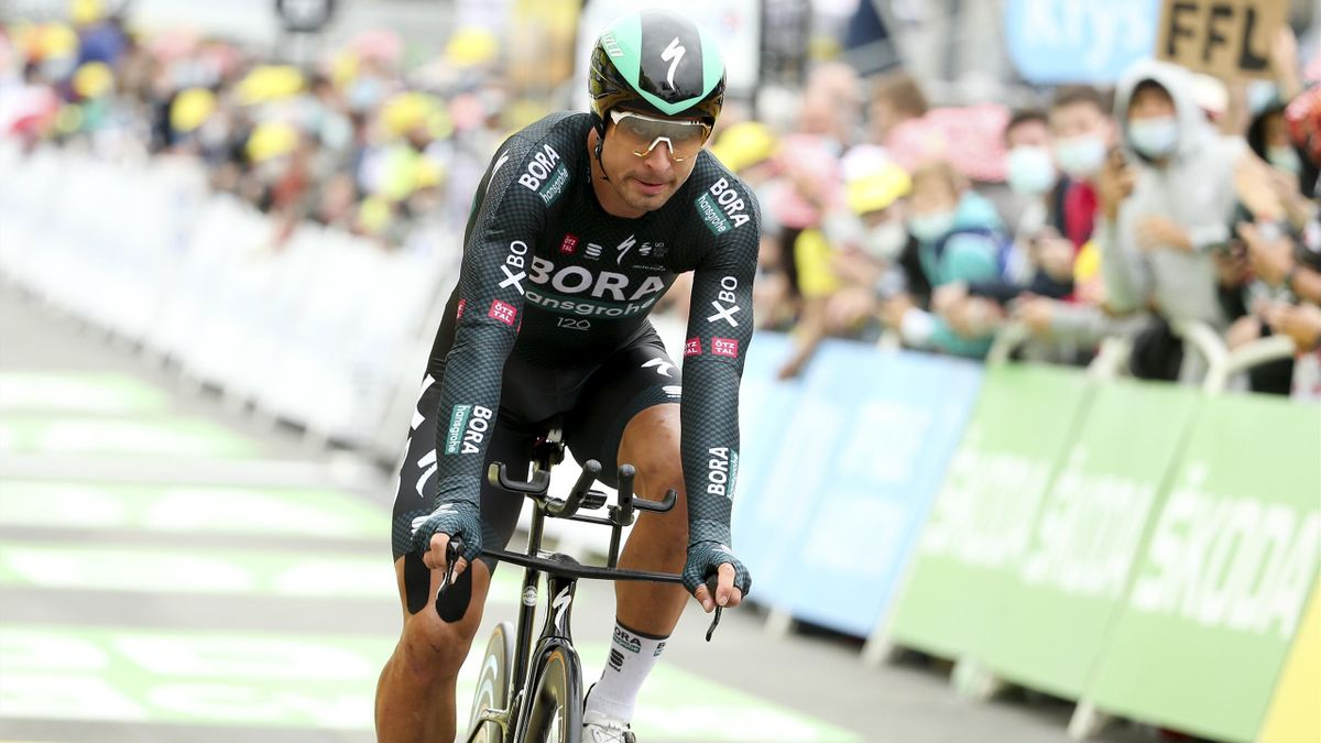 Peter Sagan bei der Tour de France
