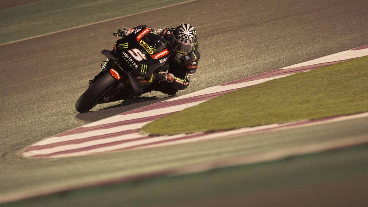 Johan Zarco, Yamaha MotoGP, Getty Images