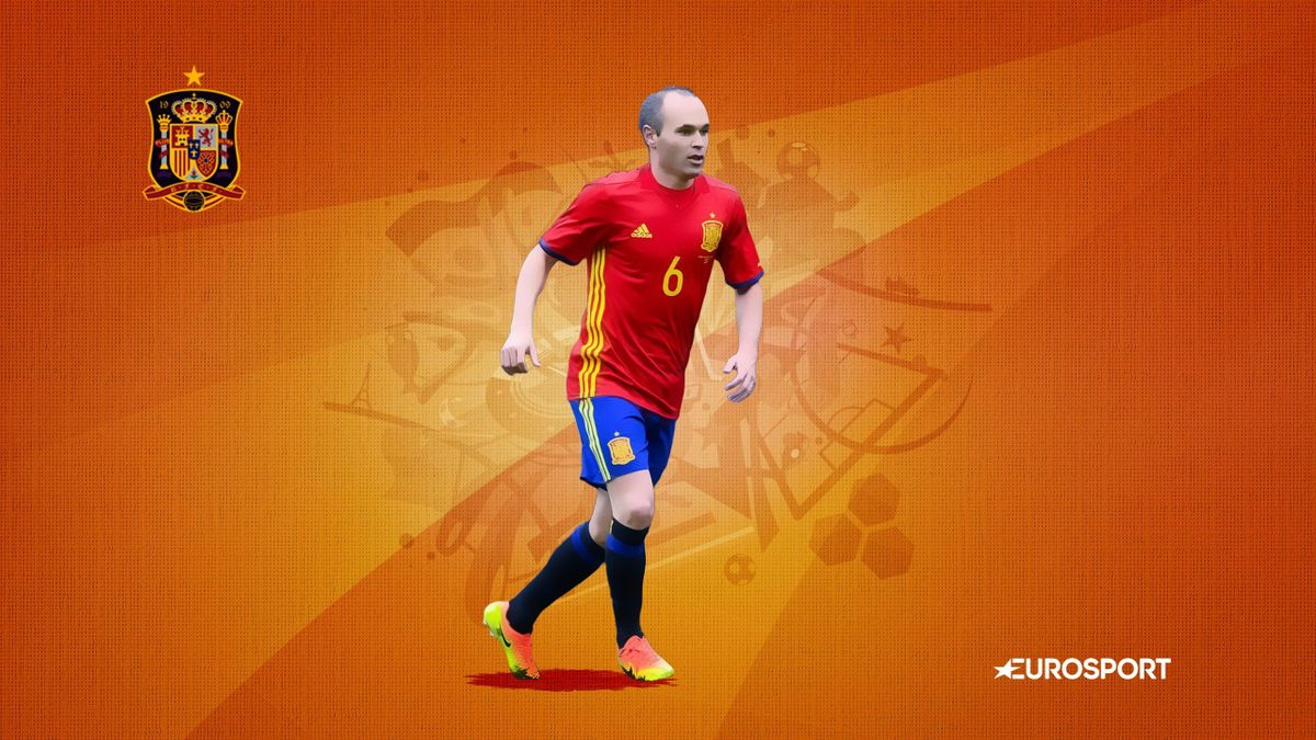 Spain Euro 2016 graphic