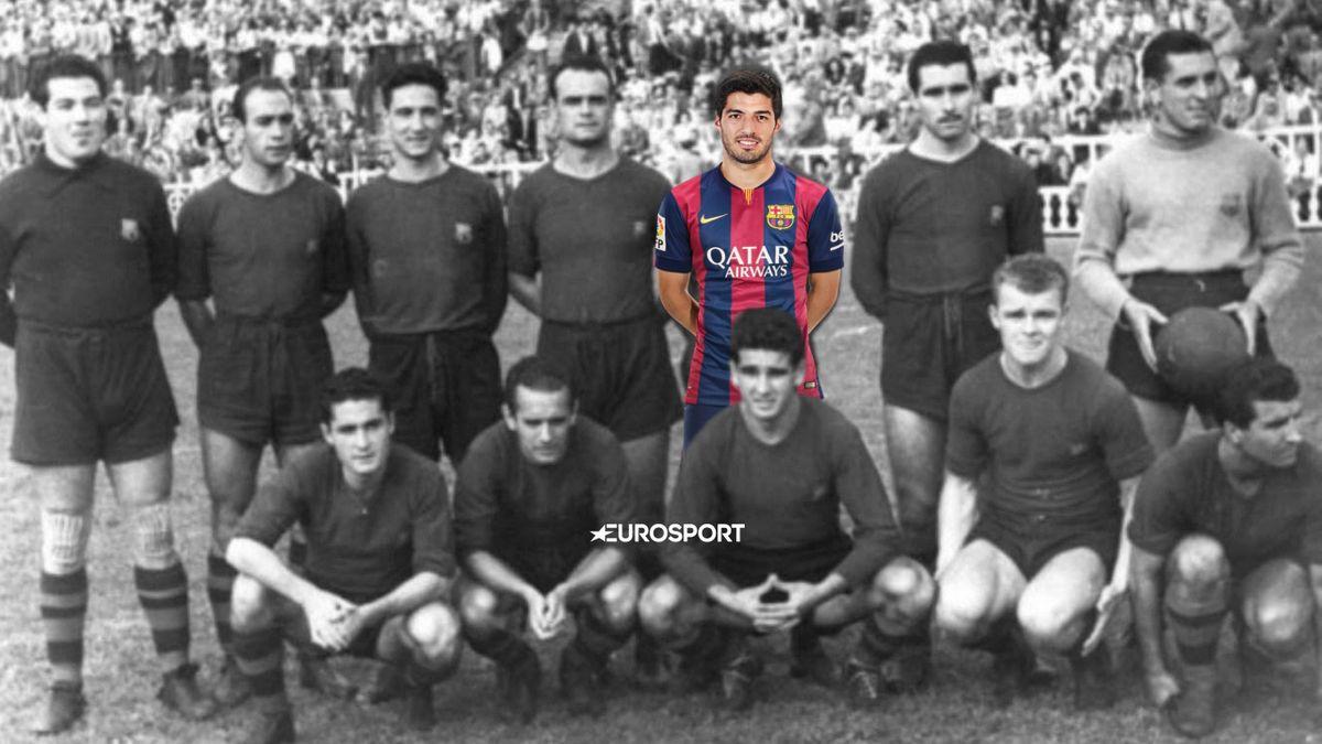 Луис Суарес вернул болельщиков «Барселоны» в прошлое