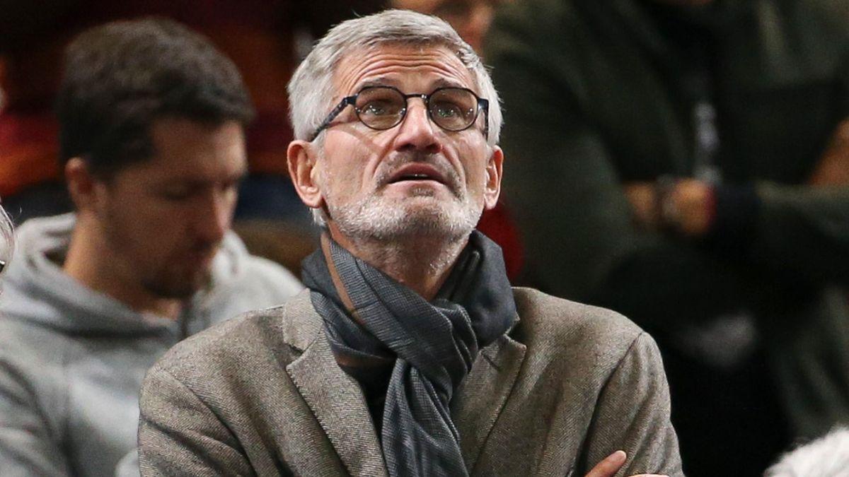 Gilles Moretton à Bercy en 2019.