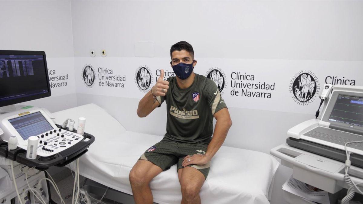 Luis Suárez (Atlético)
