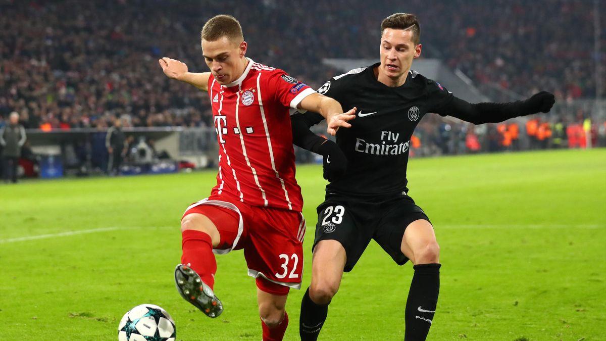 FC Bayern München Paris Saint-Germain