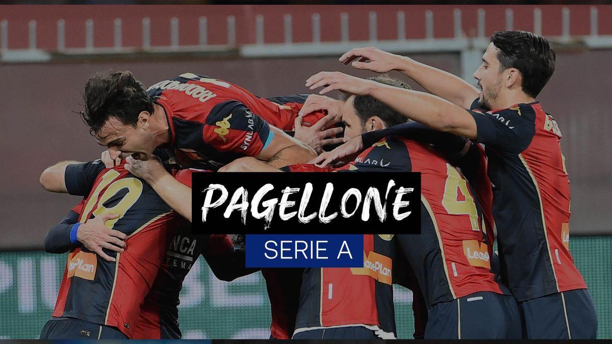 Pagellone Genoa