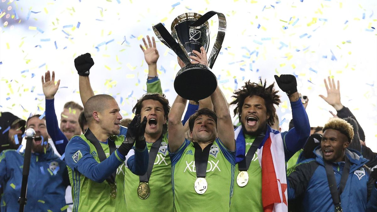 Seattle Sounders MLS Western Conference