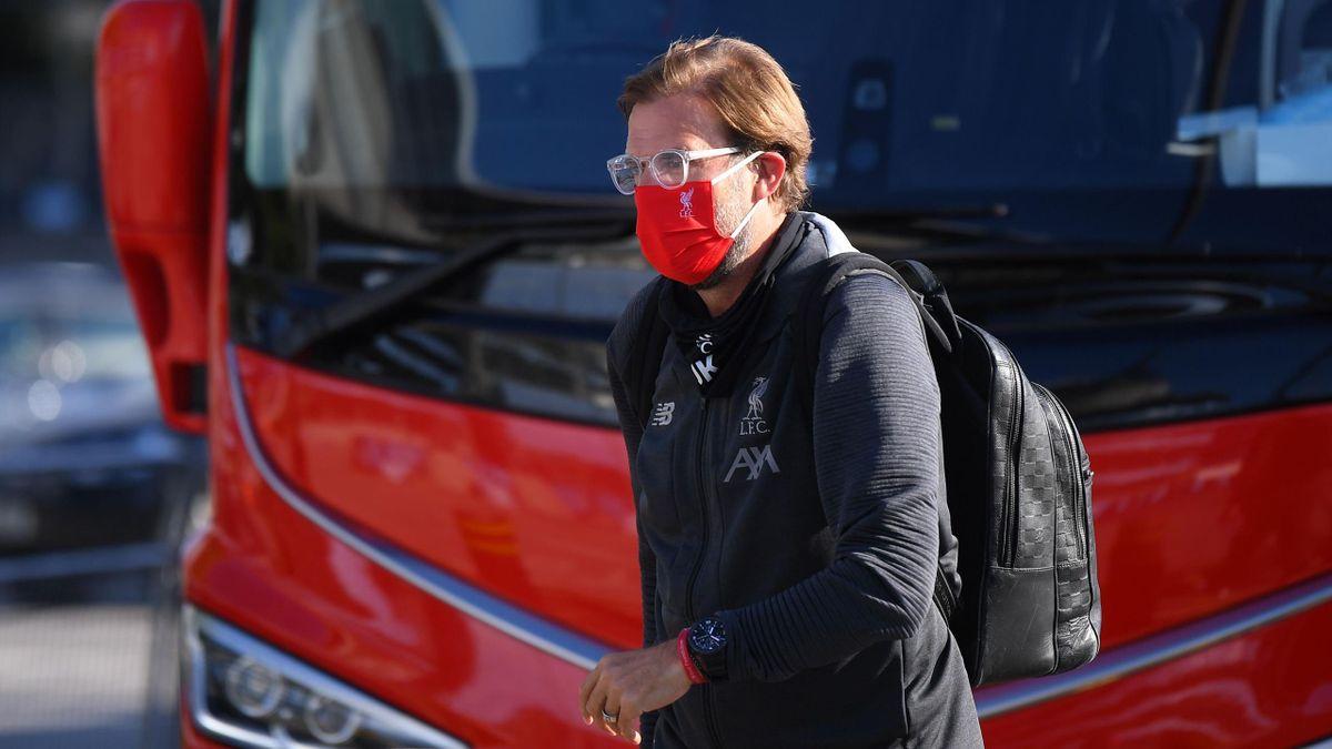 Jurgen Klopp, managerul lui Liverpool