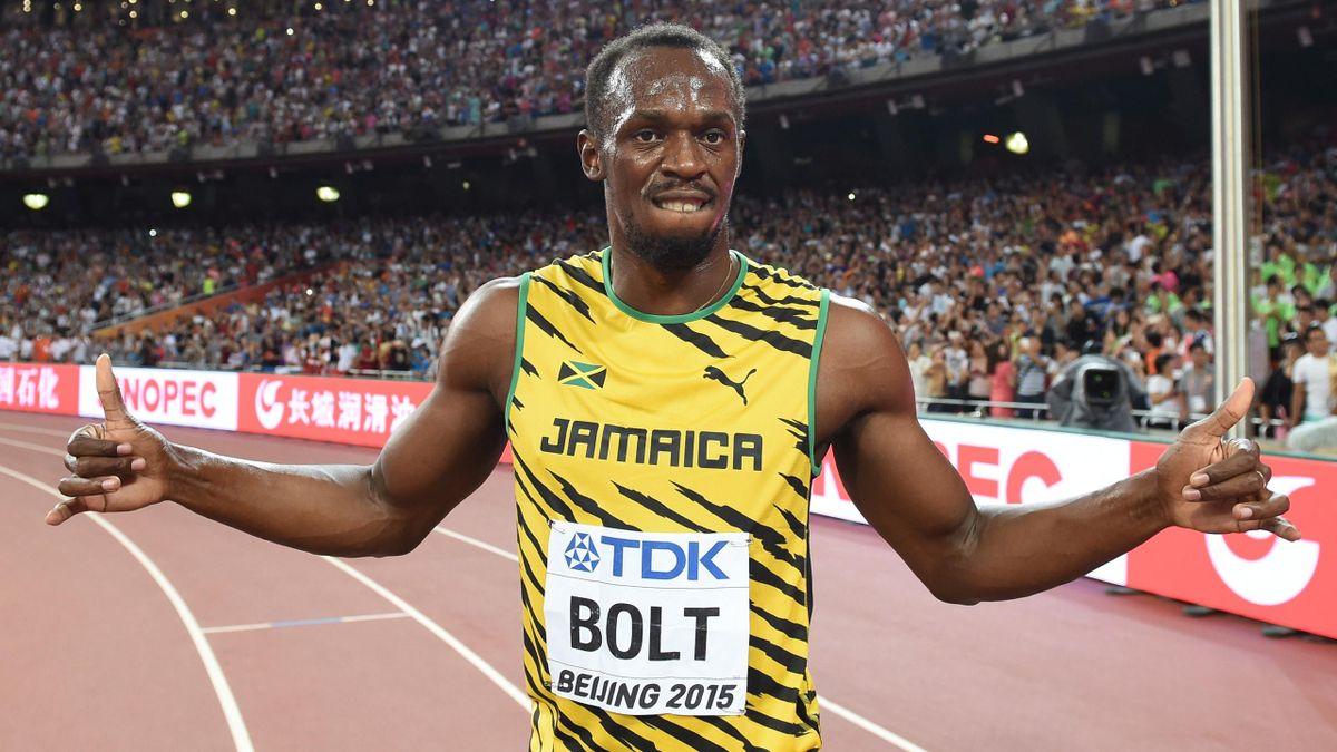 Usain Bolt sagt seinen Start für die Diamond League in Brüssel ab