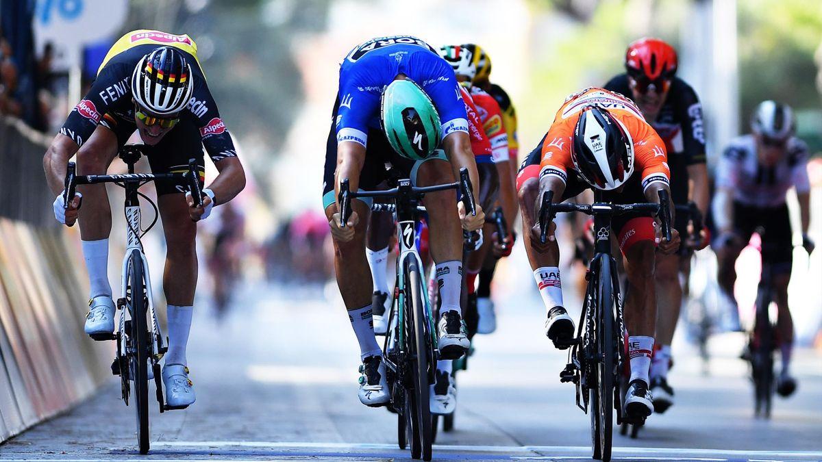 Pascal Ackermann, Tirreno-Adriatico, Stage 2