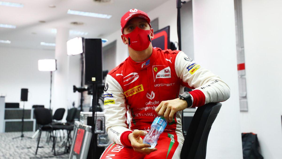 Mick Schumacher wird 2021 für Haas sein F1-Debüt geben