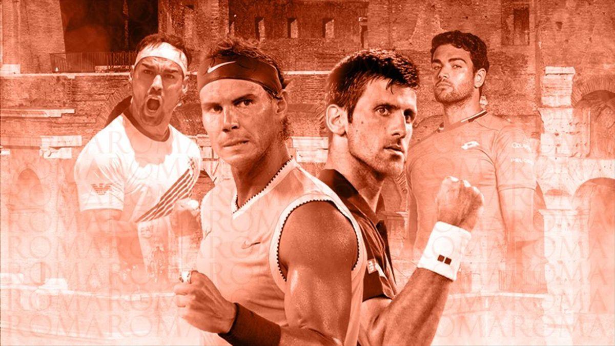 Internazionali d'Italia al via a Roma! La guida completa del torneo