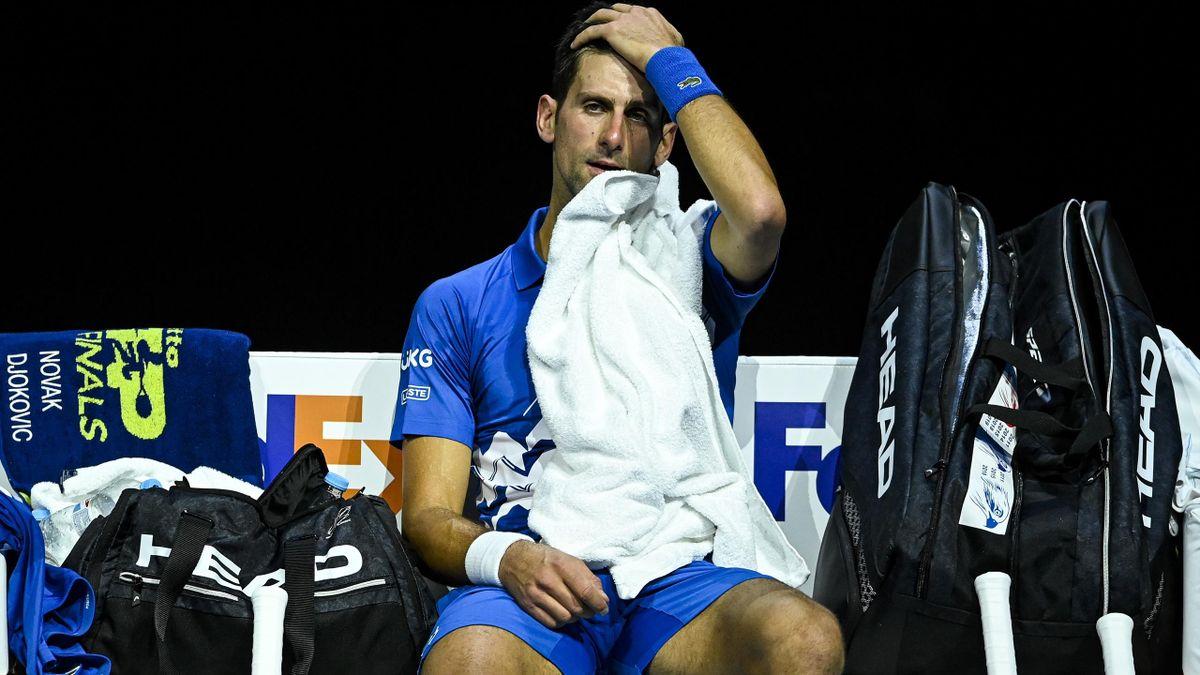 """Djokovic nach Niederlage verärgert: """"Darf mir nicht passieren"""""""