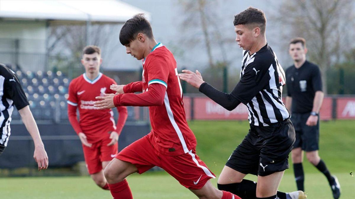 Oakley Cannonier (Liverpool U18)