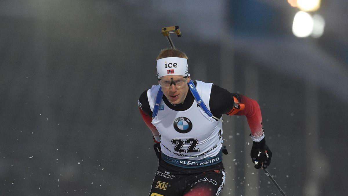 Johannes Boe à Nove Mesto
