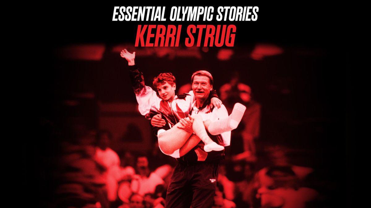 The Essential Olympic: How Strug won unprecedented gold