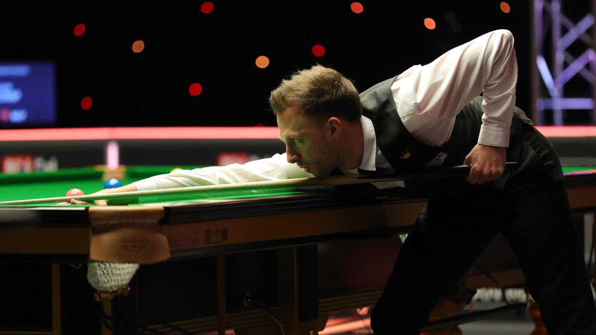 Judd Trump at the German Masters (World Snooker)