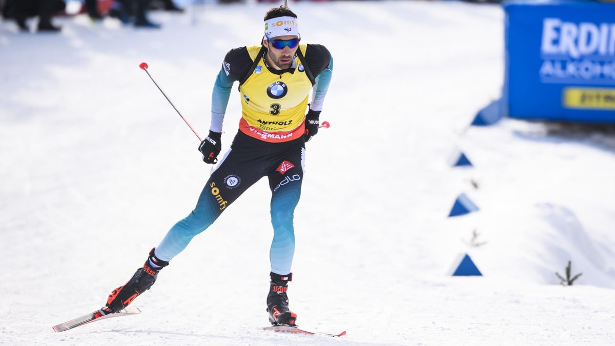 Antholz : 20km Individual Men - Highlights