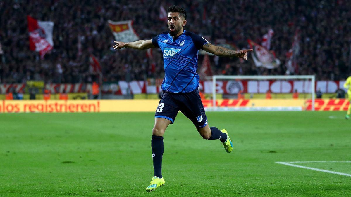 Bundesliga 2016/17, Colonia-Hoffenheim 1-1, Kerem Demirbay (Getty Images)