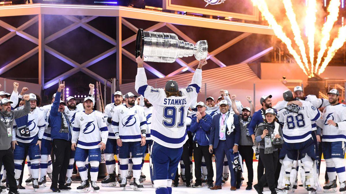 Le Tampa Bay Lightning a remporté la Coupe Stanley 2020