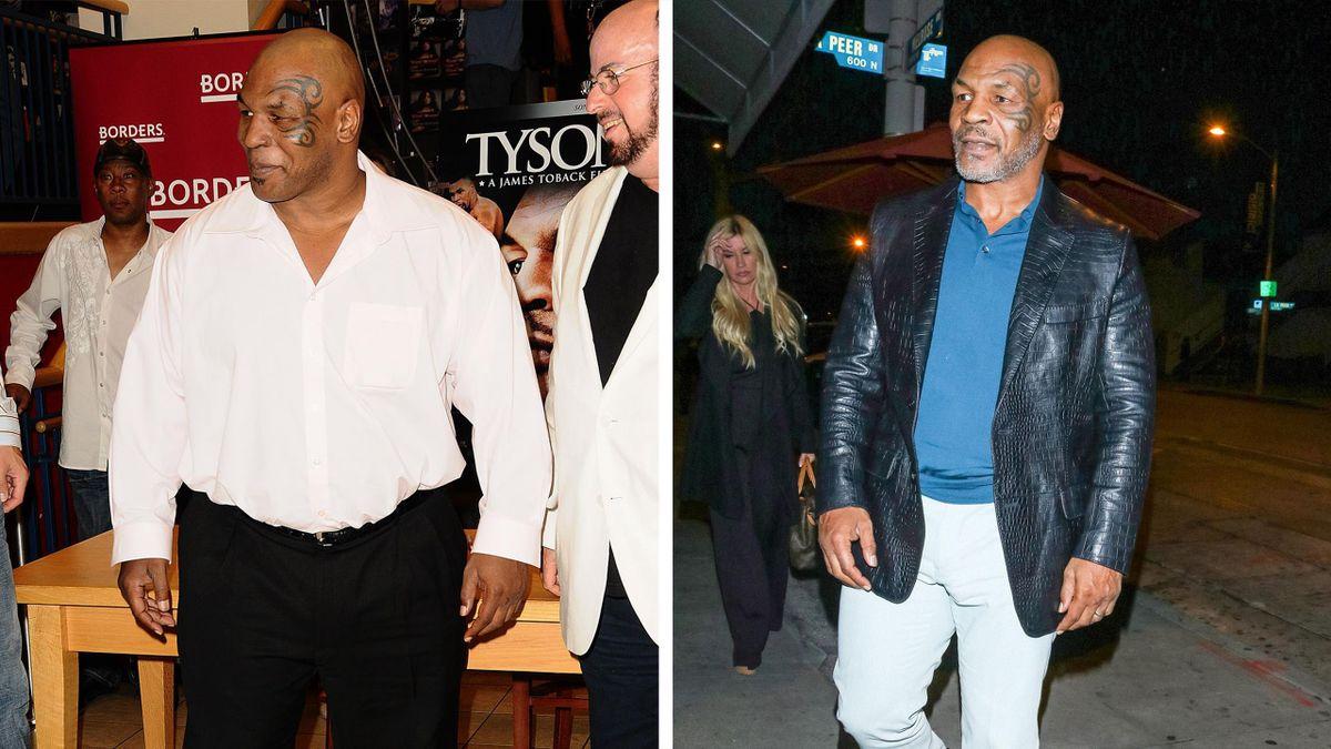 Mike Tyson ajunsese să cântărească peste 170 de kilograme