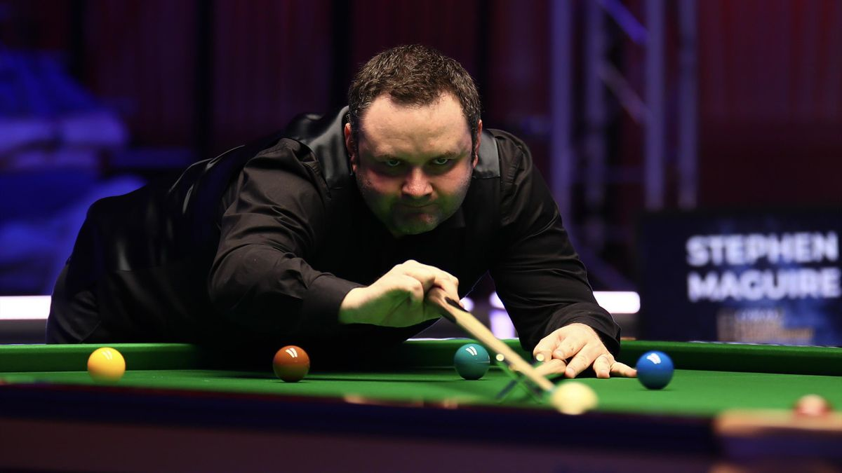 Stephen Maguire | Snooker | ESP Player Feature