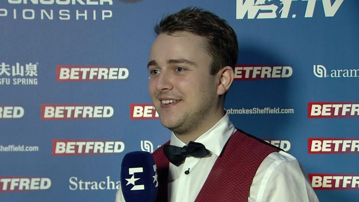 Alexander Ursenbacher s-a calificat în premieră la Crucible.