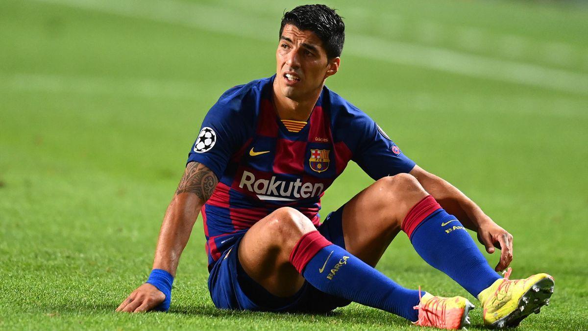 Luis Suárez spielt beim FC Barcelona offenbar keine Rolle mehr