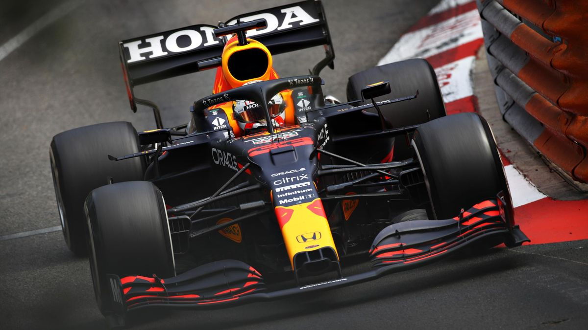 Verstappen eased to victory in Monaco