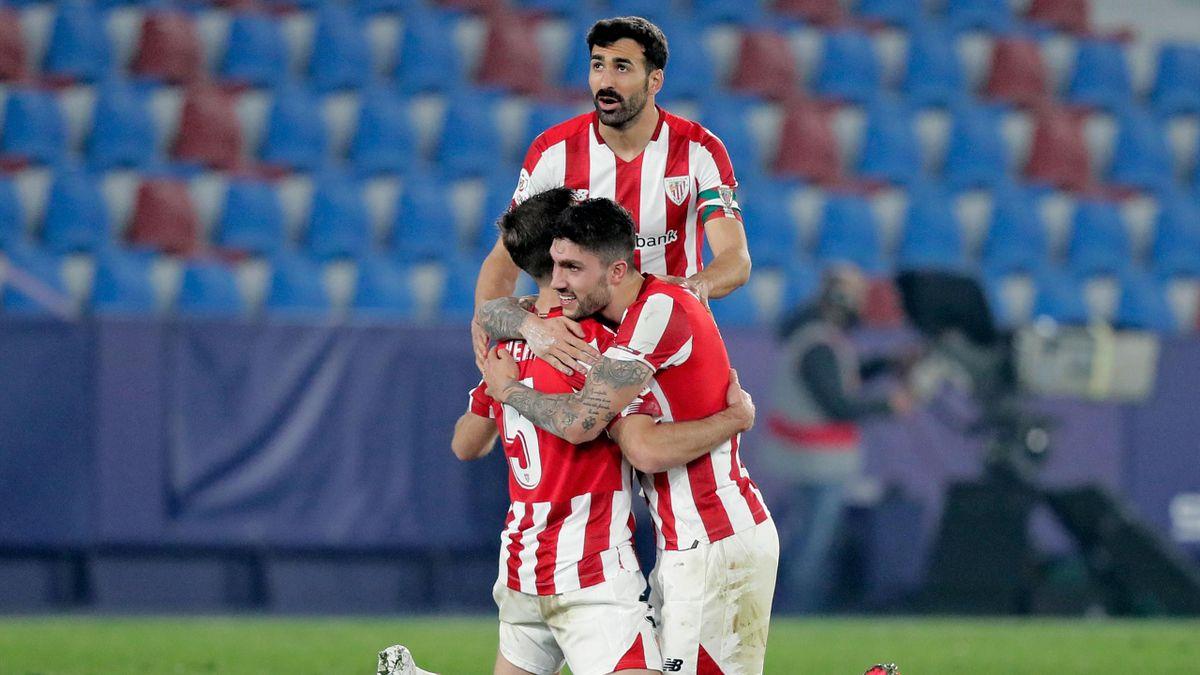 Athletic Bilbao gewann das Halbfinal-Rückspiel bei UD Levante