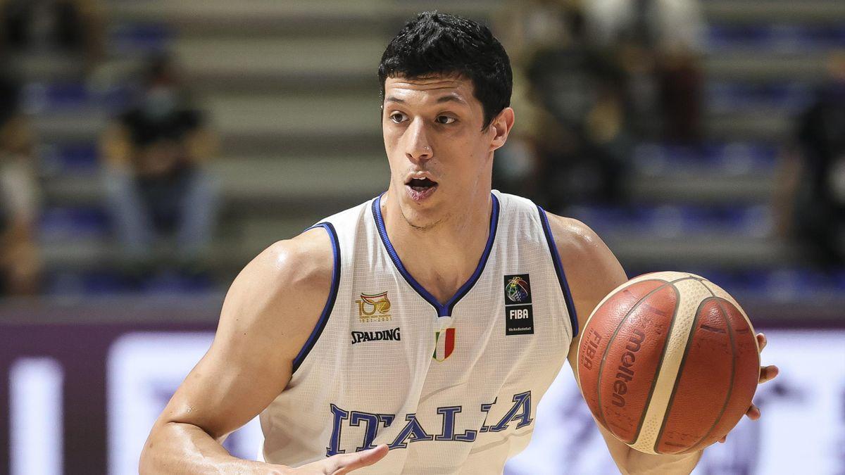 Simone Fontecchio, Italia, 2021