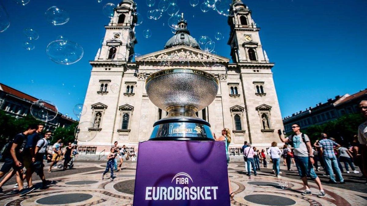EuroBasket 2017 trophy