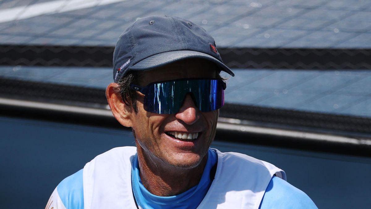 Santiago Lange, le porte-drapeau argentin