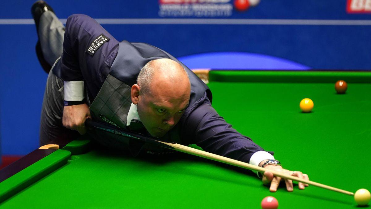 Stuart Bingham bei der Snooker-WM 2021
