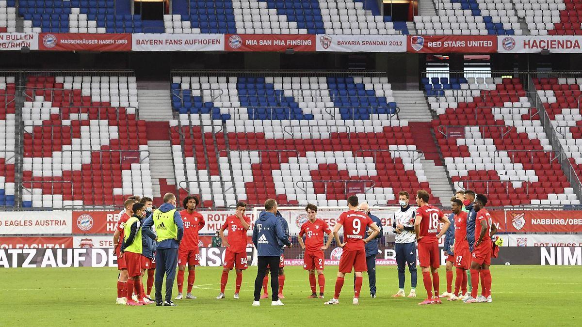 Bayern Munchen, lider în Bundesliga
