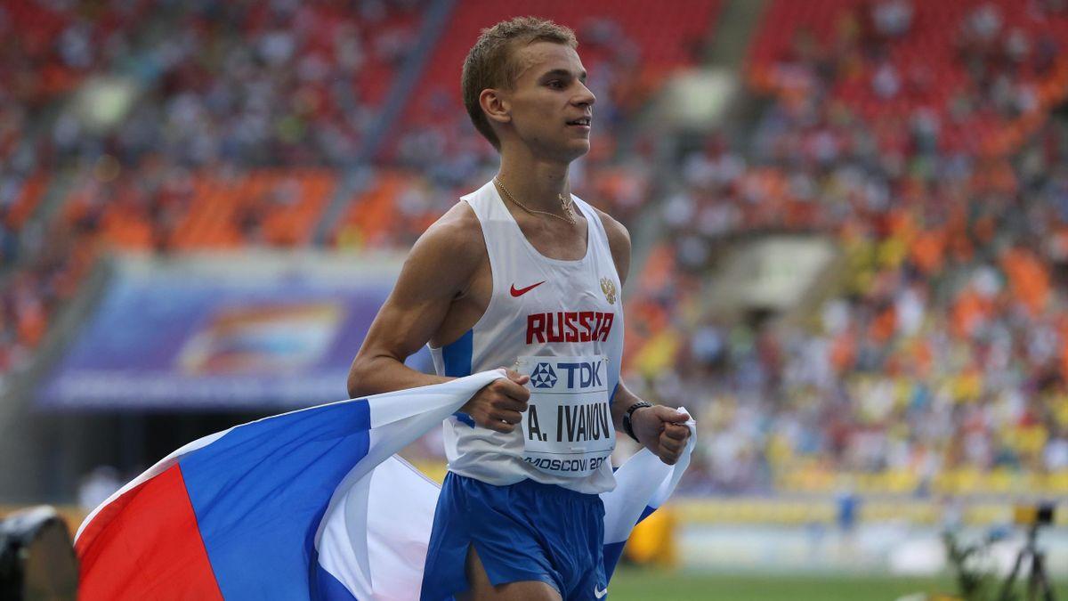 Александр Иванов, ЧМ-2013