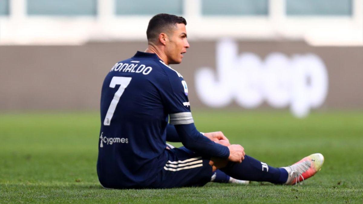 Cristiano Ronaldo - Juventus-Benevento Serie A 2020-21