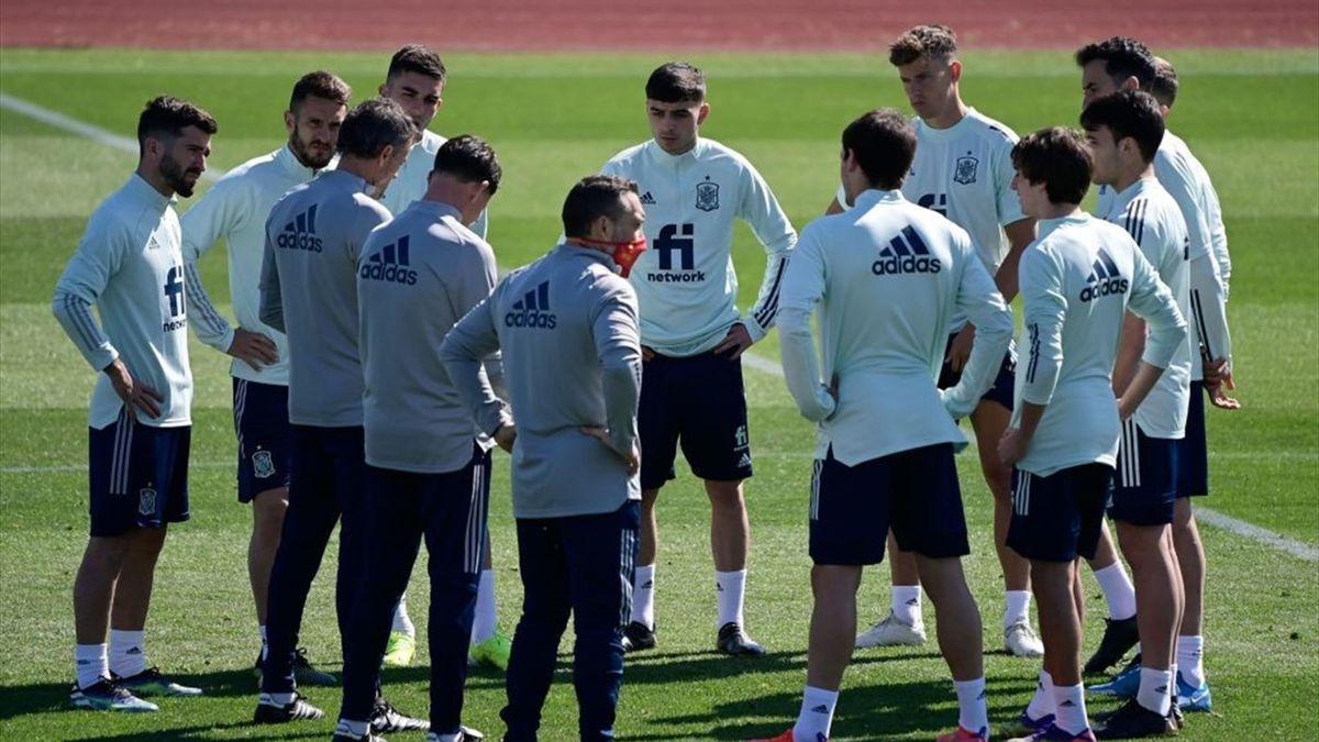 España, fútbol , selección