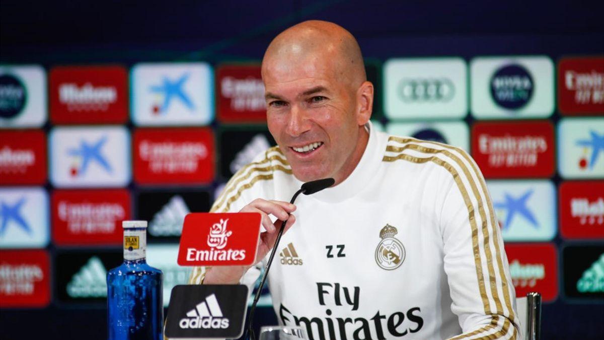 La Liga   Zinedine Zidane, tehnicianul lui Real Madrid