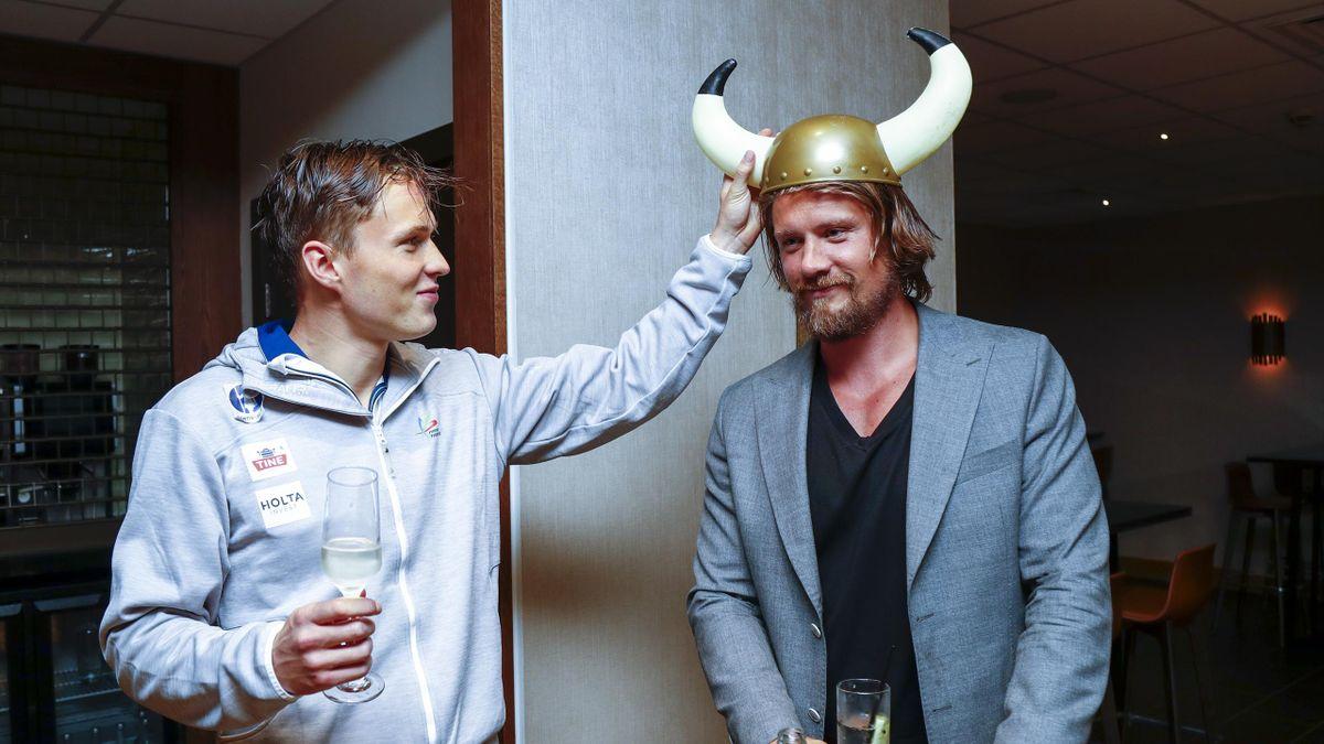 Warholm og Thorkildsen