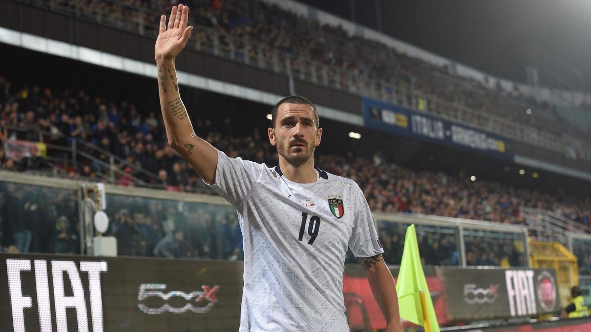 Bonucci - Italia-Armenia - Euro 2020 qualifier - Getty Images