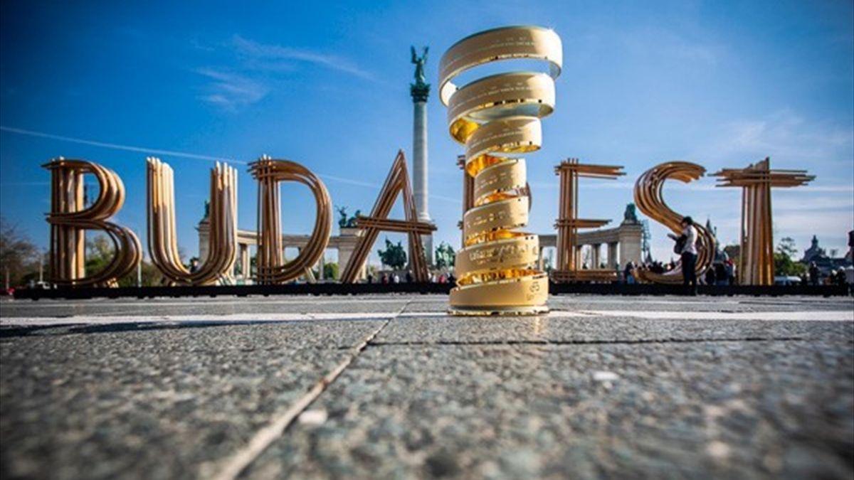 Budapest - Giro d'Italia